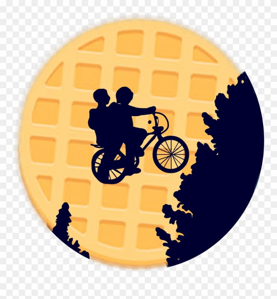 Download Hd Stranger Things Vector Stranger Things Waffles Png Clipart And Use The Free Clipart Stranger Things Sticker Stranger Things Logo Stranger Things