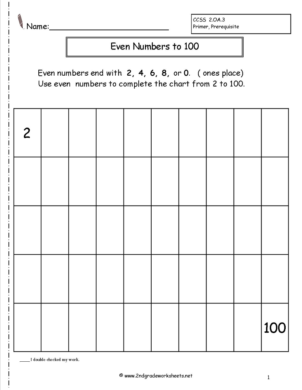 small resolution of Even and Odd Numbers Worksheets   Math worksheets