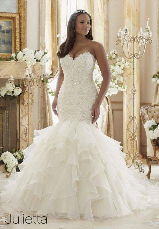 48 Wow Evoque Mermaid Brautkleider, um ihn wieder für Sie fallen zu ...