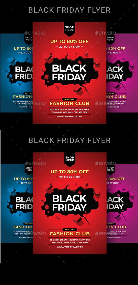 Black Friday Flyer In 2020 Black Friday Flyer Flyer Text Tool