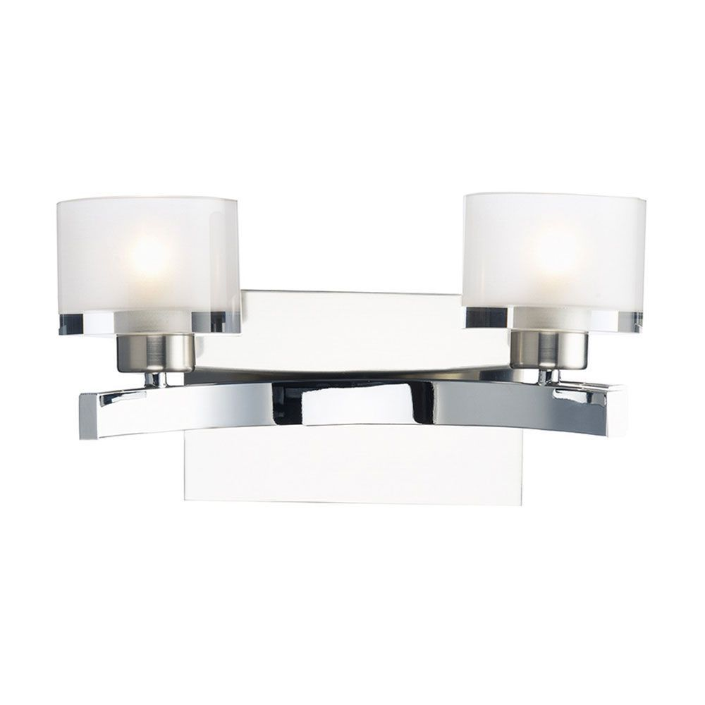 Dar lighting anvil anv0750s s1106 swing arm wall light in polished - The Eton Double Wall Light From Dar In Polished And Satin Chrome Has Two Gorgeous Cylindrical