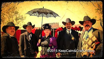 Western Costume - Keep Calm and Craft On: A Sampling of Costumes From the Renaissance Faire