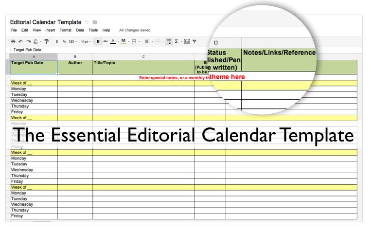 Communications Calendar Template Misc Pinterest - Communications calendar template
