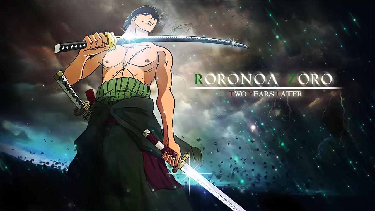 Roronoa Zoro Wallpaper By Klipox Roronoa Zoro Wallpaper Pc Anime Zoro