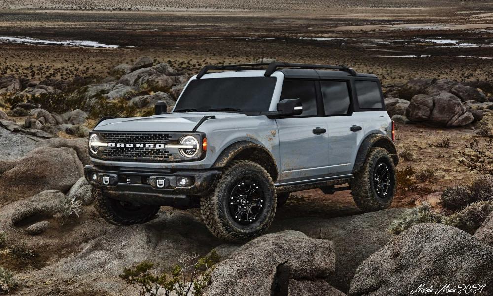 32++ Ford bronco 4 door 2020 trends