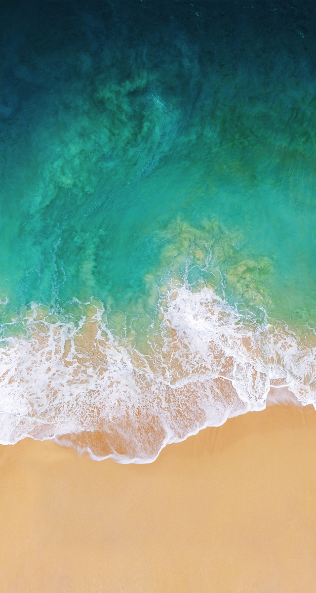 You Can Download the Official iOS 11 Wallpaper Right Here