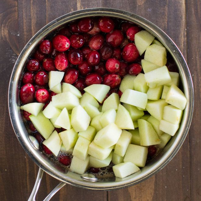 Culinary Hill #cranberrysauce