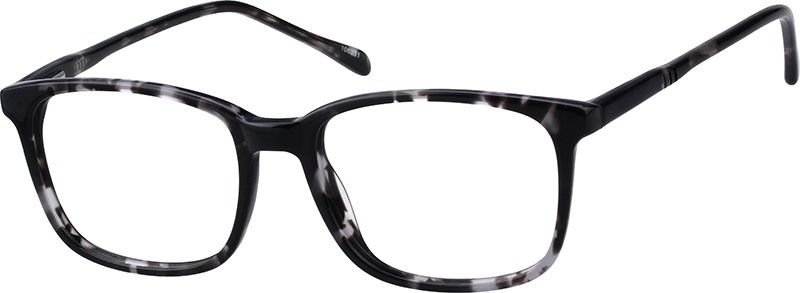 Gray Square Glasses 106231 Zenni Optical Eyeglasses With