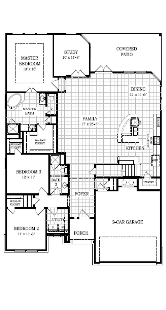 Gibson New Home Plan By Chesmar Homes In Sweetwater Austin Tx New House Plans New Homes House Plans