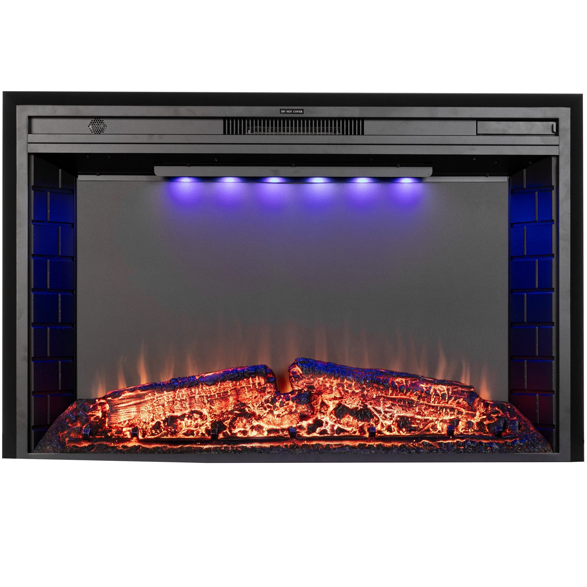 Hunt Electric Fireplace Insert In 2020 Electric Fireplace Insert Fireplace Inserts Electric Fireplace