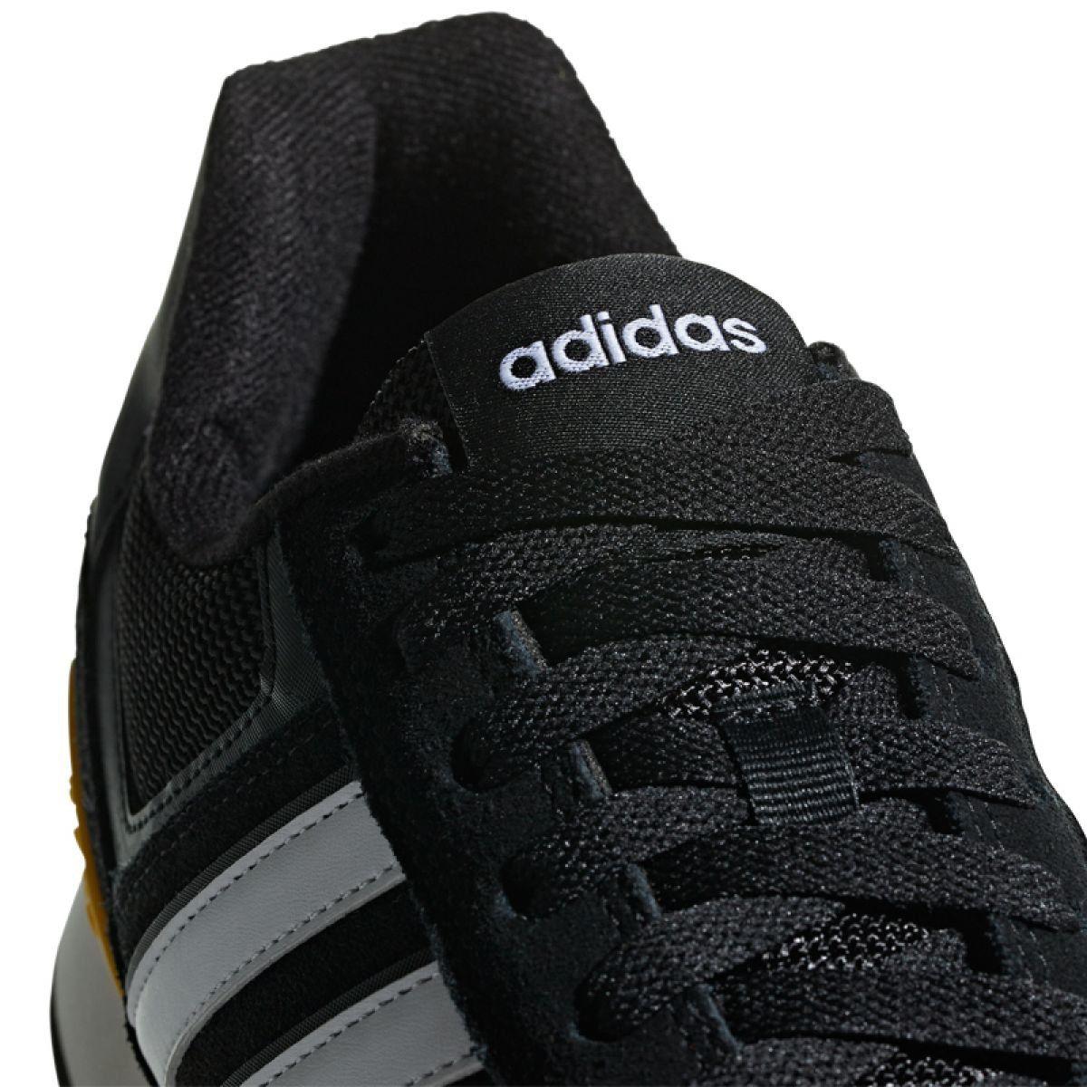 Buty Adidas 10k M F34457 Czarne Sports Shoes Adidas Black Shoes Suede Design