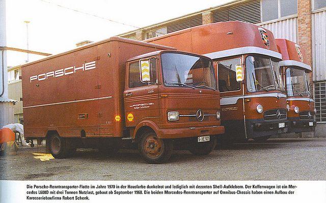 Porsche Transporter Classic Racing Cars Porsche Motorsport Porsche Service