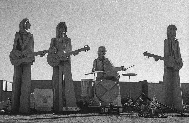 Ladies and gentlemen, the Beatles.