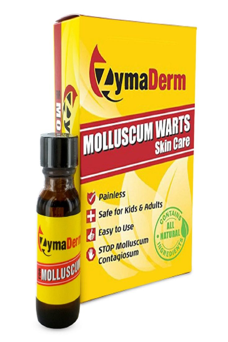 Formulated With The Symptoms Of Molluscum Contagiosum In Mind