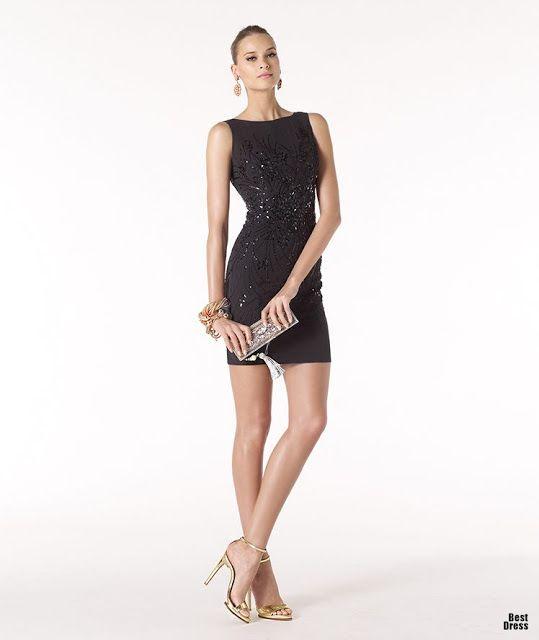 Espectaculares vestidos de noche para fiesta | Moda en vestidos