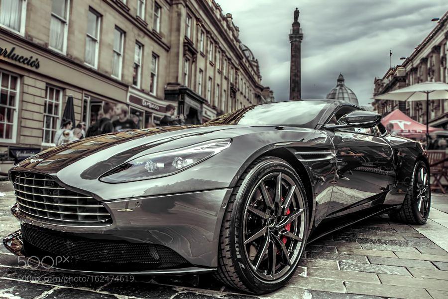 Aston Martin DB11 by J9STL