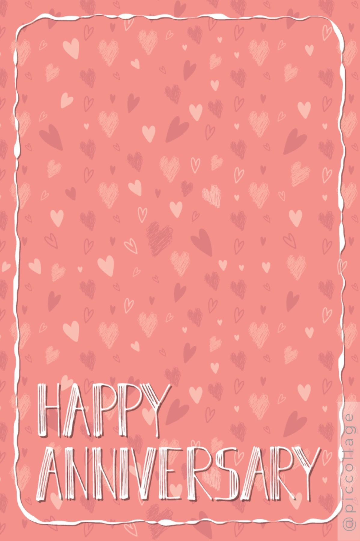 Happy Anniversary Digital Card Template In 2021 Happy Birthday Posters Happy Anniversary Happy Birthday Template