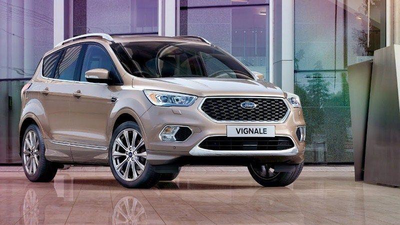2019 Ford Kuga Vignale Titanium Awd Ford Kuga Ford Escape Ford Suv
