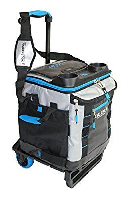 Arctic Zone Ultra Collapsible Rolling Wheel Cooler 58 Cans Bag Artic Coolers