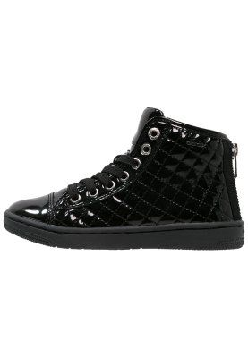 CREAMY - Sneakers hoog - black
