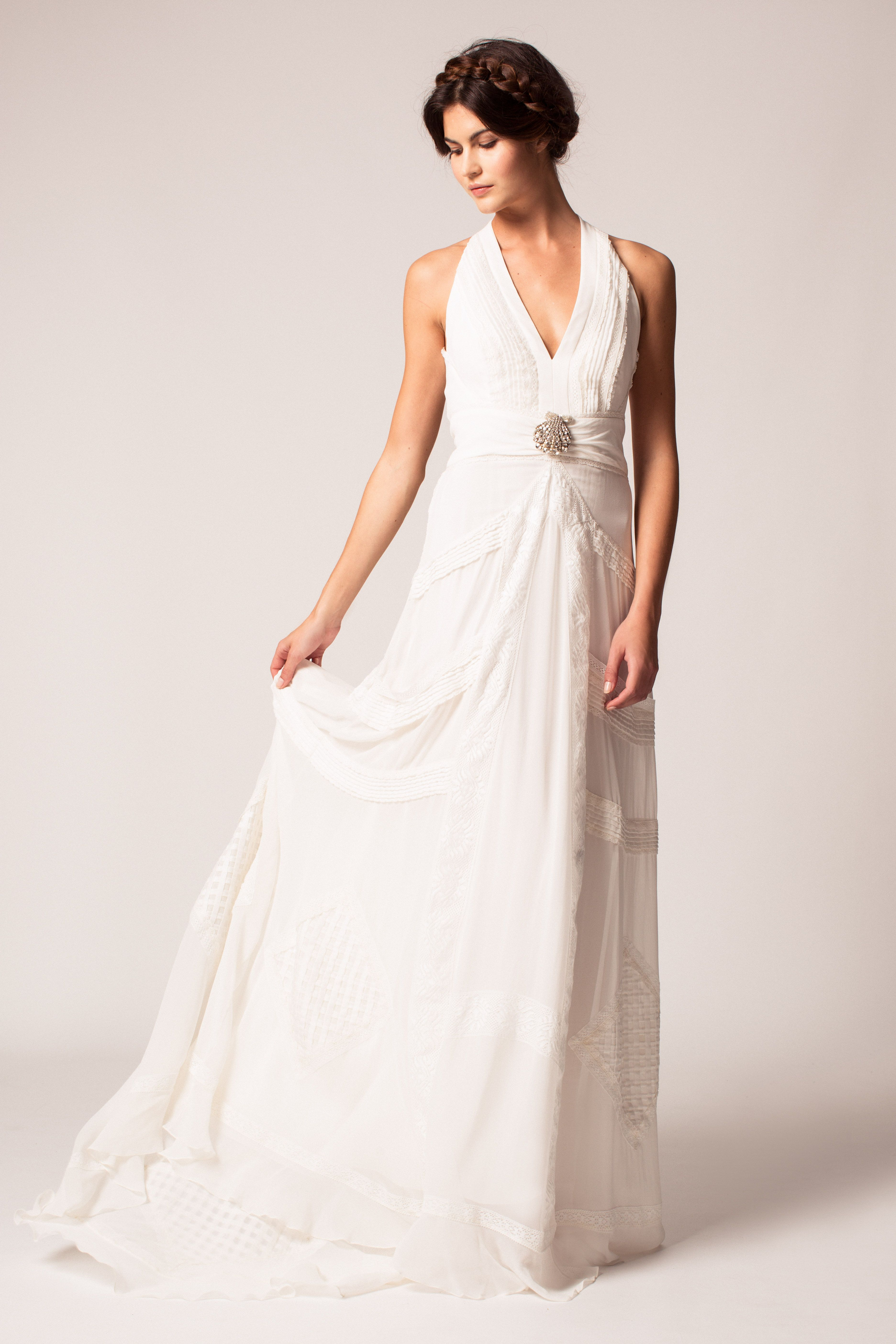 The Temperley Bridal Winter 2015 Collection - Chia Dress #wedding ...