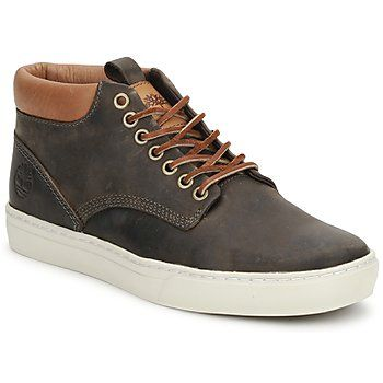 Cool chukka style leather trainers in the new collection for men by  Timberland  rubbersole ! 8bd3ea654c6