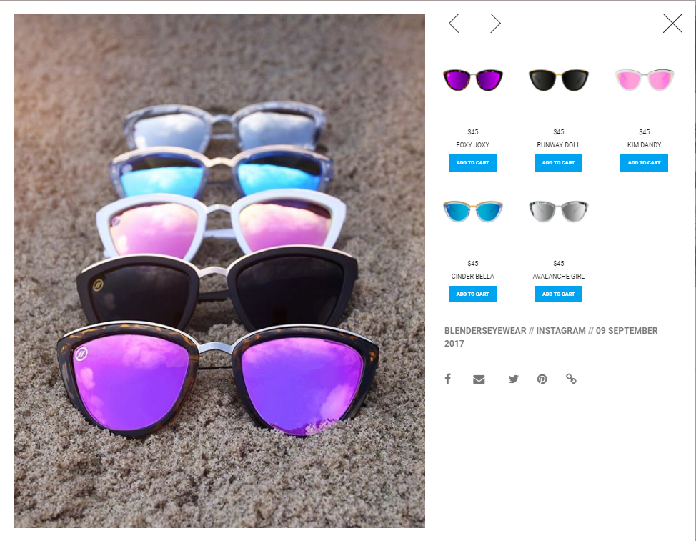 ee0c147ced0 I am a Brand Rep for Blenders Eyewear and would love if you could check out  our sunglasses! Please visit our site at www.blenderseyewear.com if you  have a ...