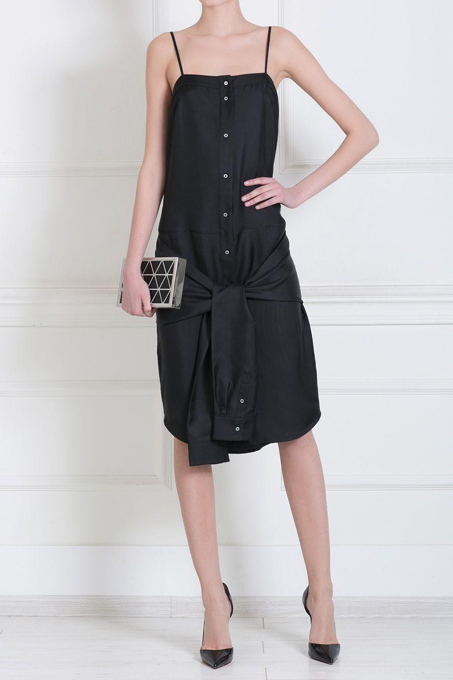 Шелковое платье (с изображениями) | Платья, Стиль одежды ...