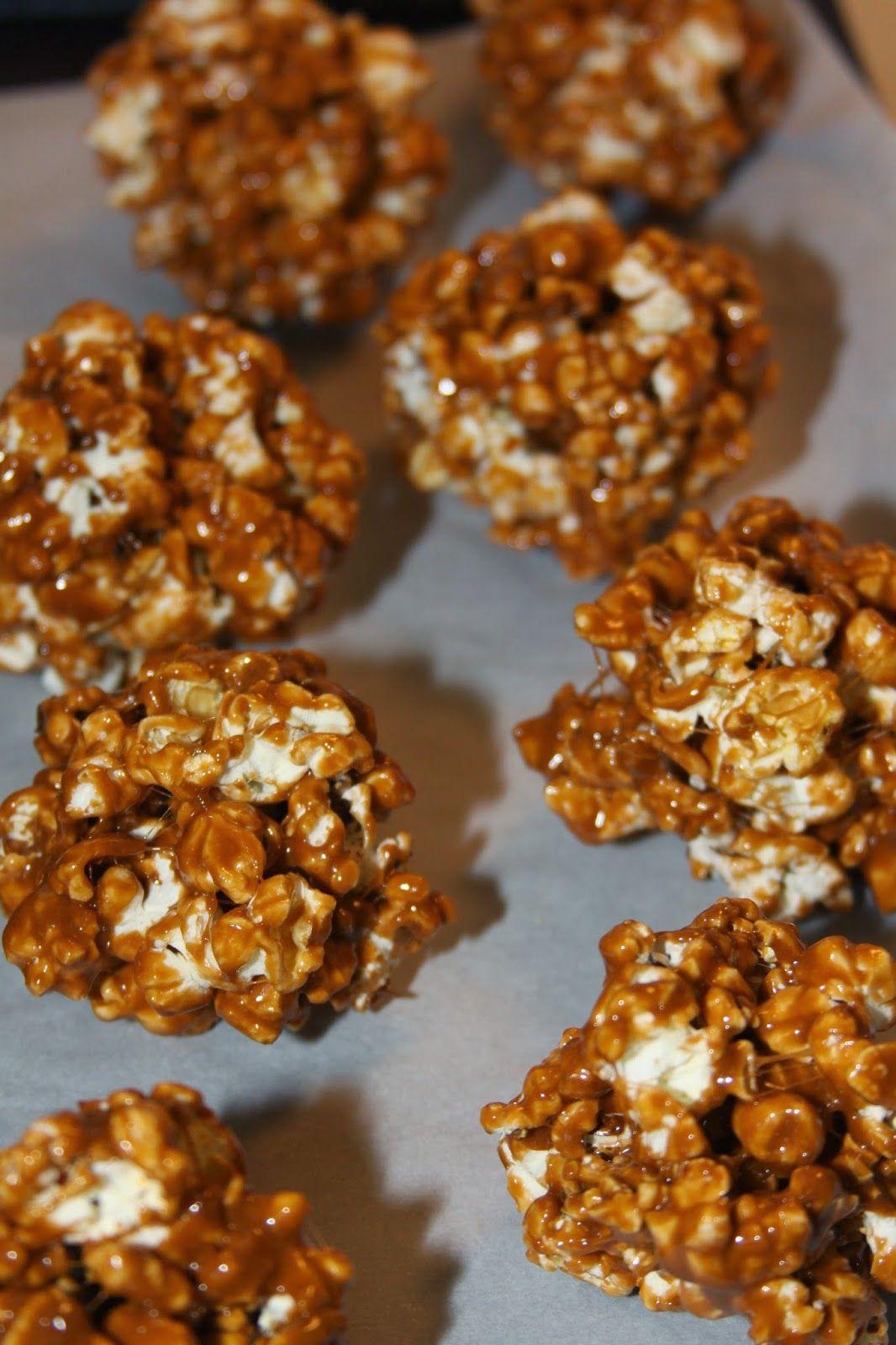 Pumpkin Spice Marshmallow Popcorn Oh Sweet Basil #healthymarshmallows