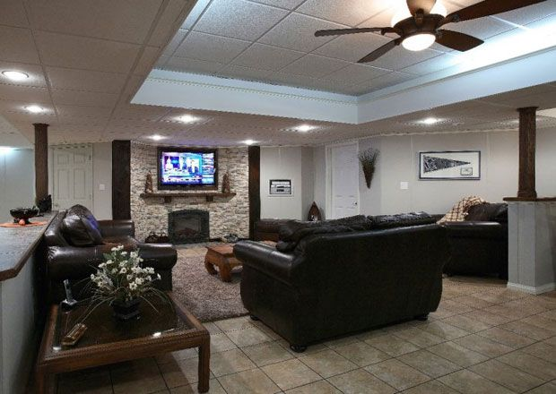 17 Best images about Owens Corning Basement - Finishing System ...