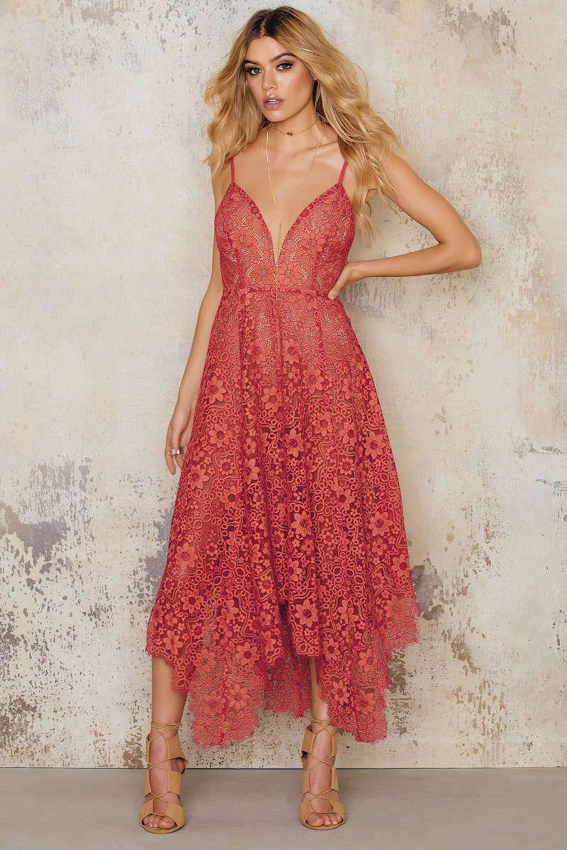 For Love And Lemons 2016 Rosemary Midi Dress Dresses Midi Dress Fashion Outfits