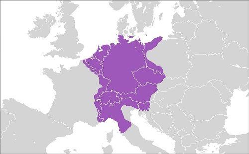 Imperio Carolingio Historia Sacro Imperio Romano Imperio