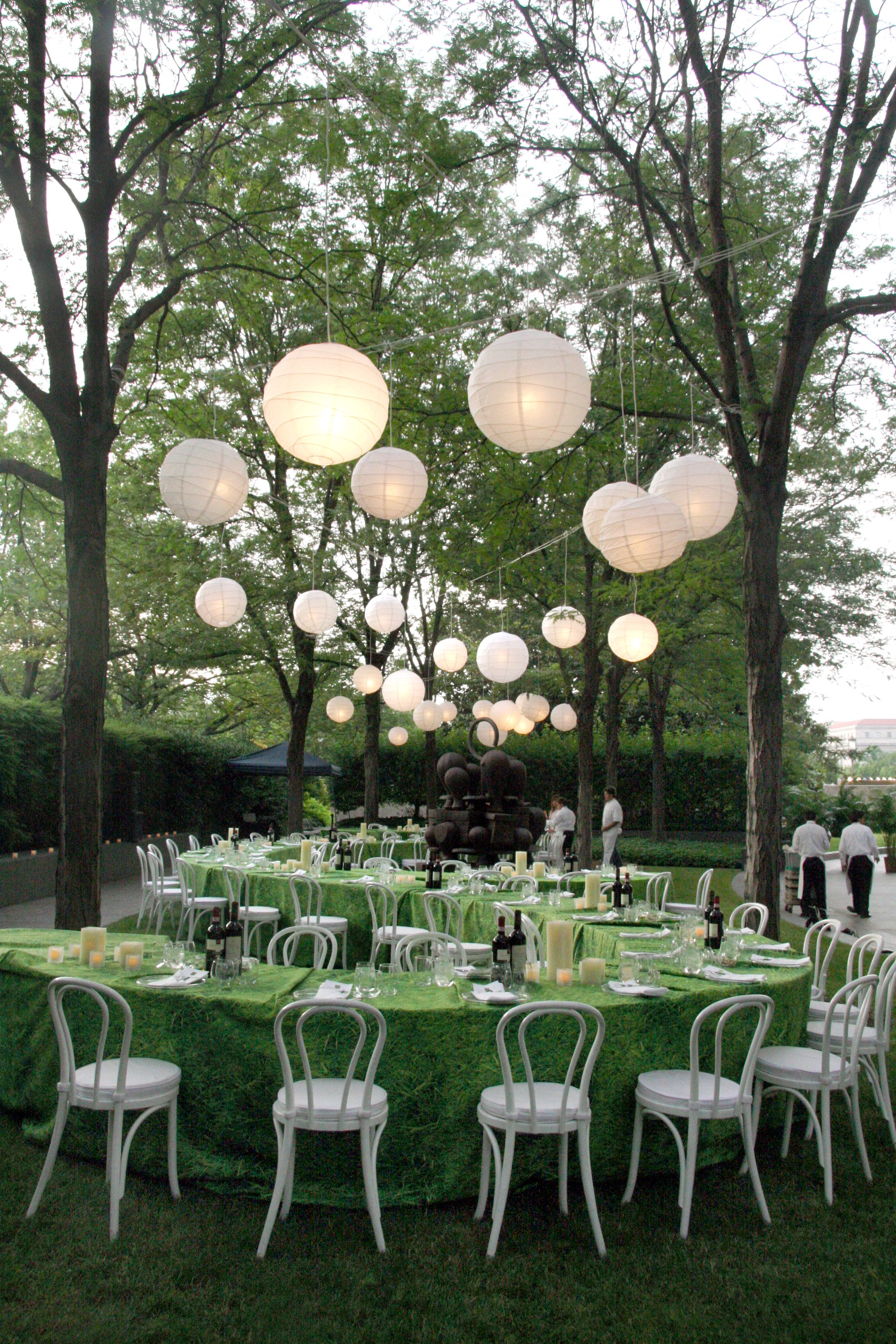 See Main Event Caterers On Weddingwire Outdoor Wedding Reception