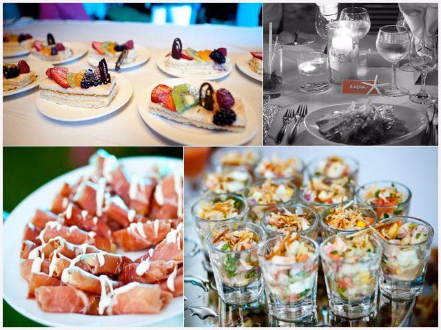 Cocktail Hour Food Ideas