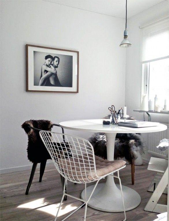 5 Times IKEA Looked Deceptively Elegant  아파트 디자인, 테이블 및 인테리어