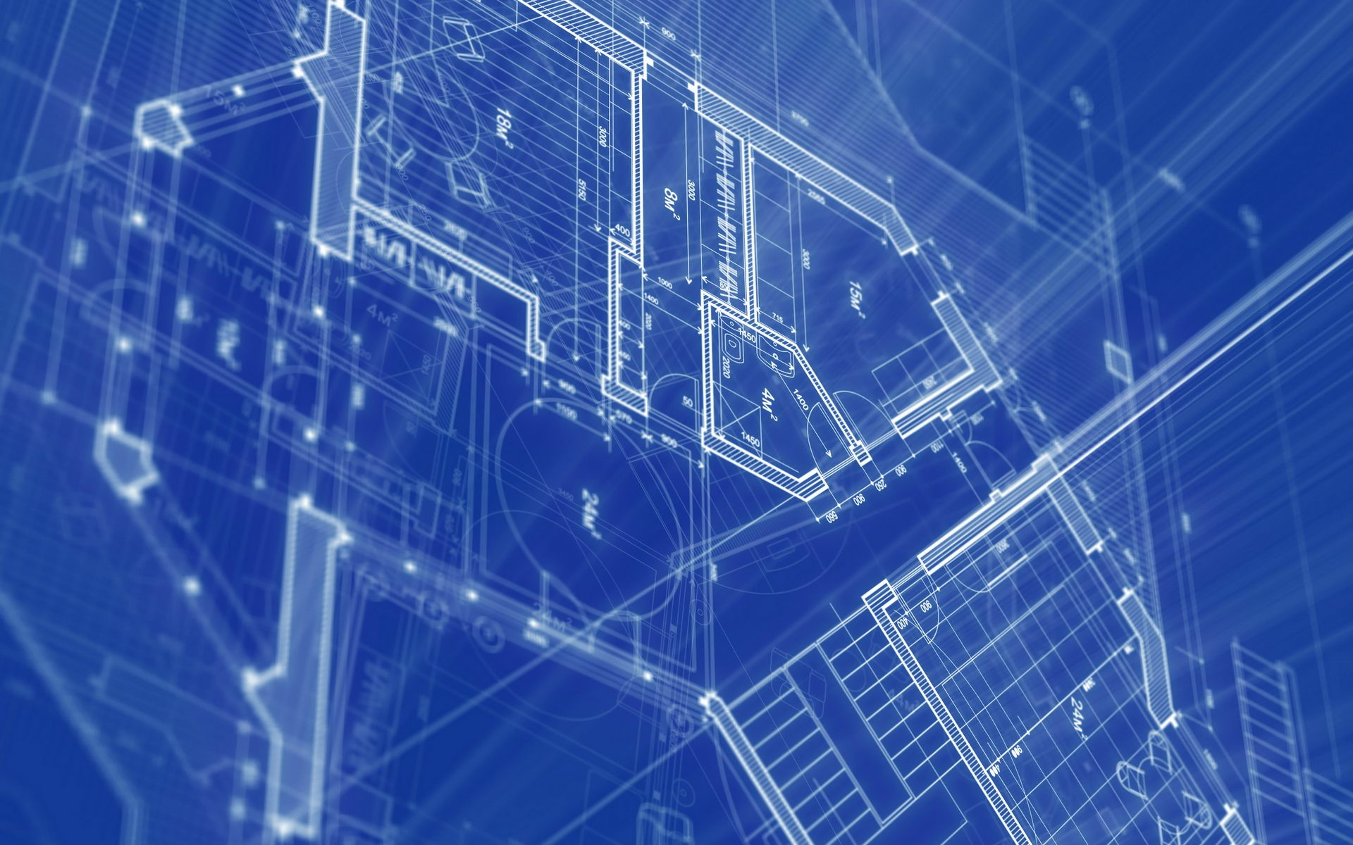 Blueprint Architecture Hd Widescreen Desktop Wallpaper Blueprint