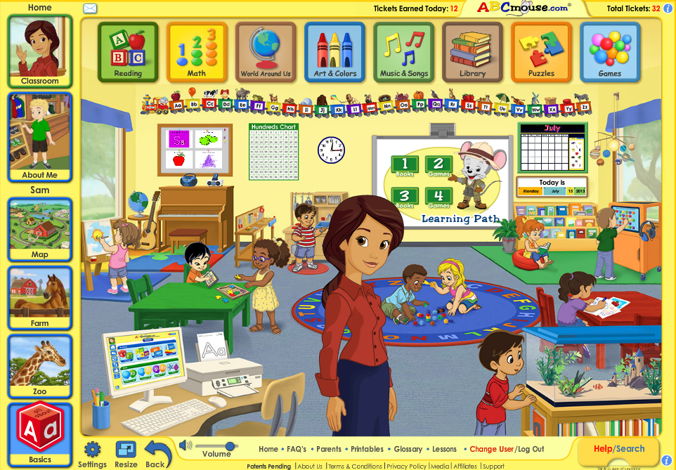 The Best Educational Websites and Online Learning Games ... |Fun Online School