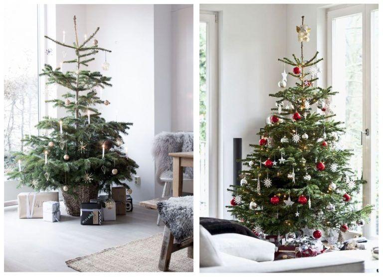 7 Best Modern Christmas Tree Ideas Decorilla Online Interior Design Modern Christmas Decor Modern Christmas Tree Christmas Window Decorations