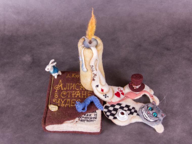"""Алиса"" меня поглотила)) - Ярмарка Мастеров - ручная работа, handmade"