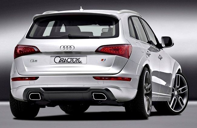2017 Audi Q5 Redesign Is A Future Auto Will Accompany An Exceptionally Solid Execution And Fascinating
