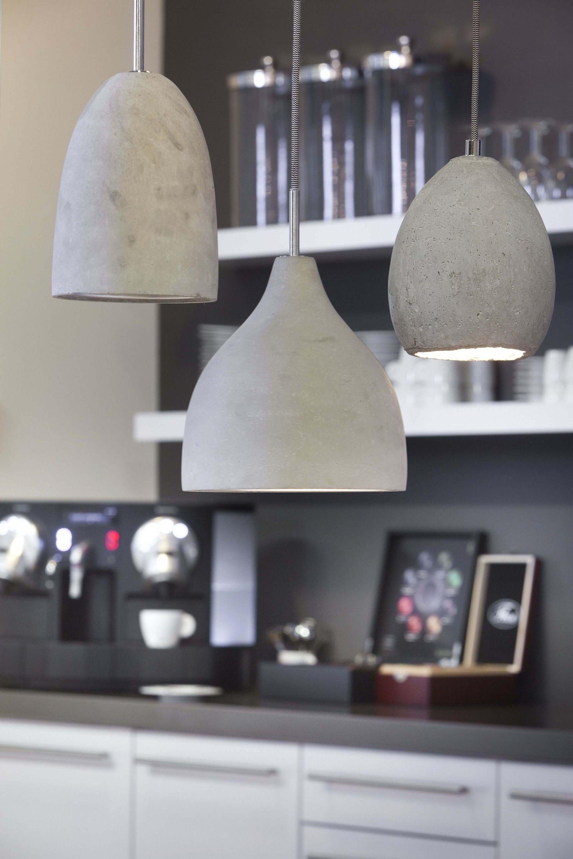 Hangeleuchte Dresden Betonleuchten Modern Und Skandinavisch Lampen Lampe Betonoptik Lampen Wohnzimmer