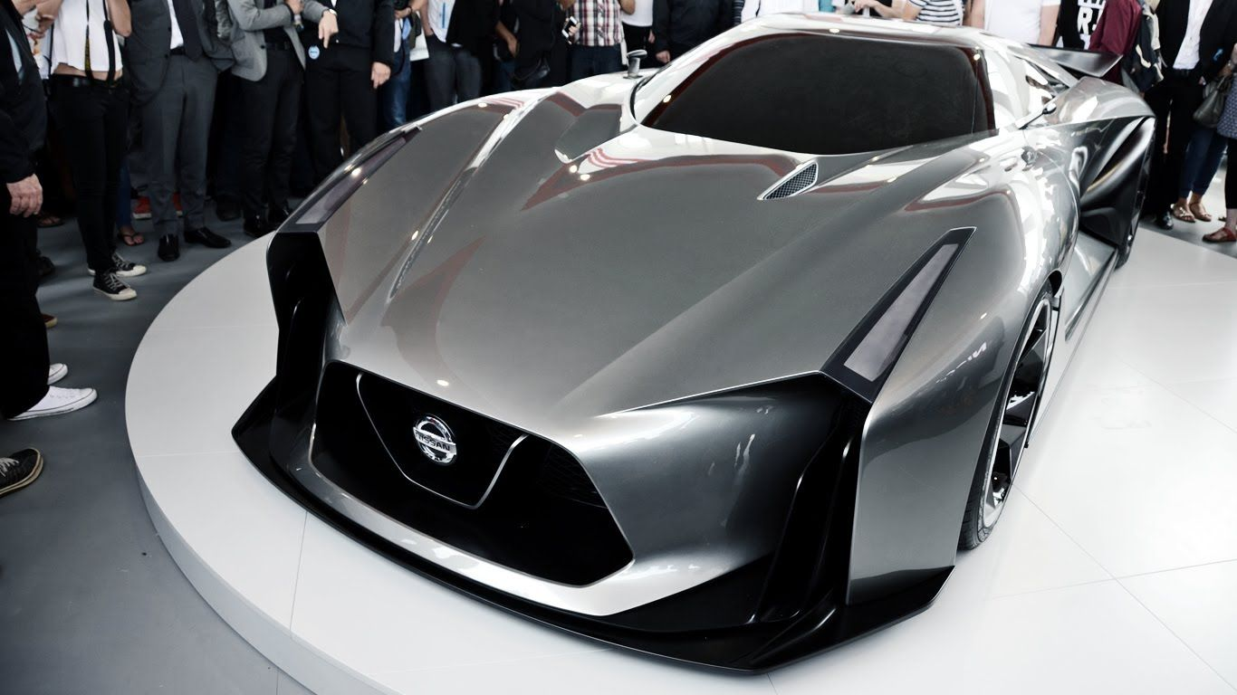 Nissan Concept 2020 Vision Granturismo Global Unveiling At Goodwood Festival Of Speed Cars Motorcycles Concept Cars Super Cars Nissan