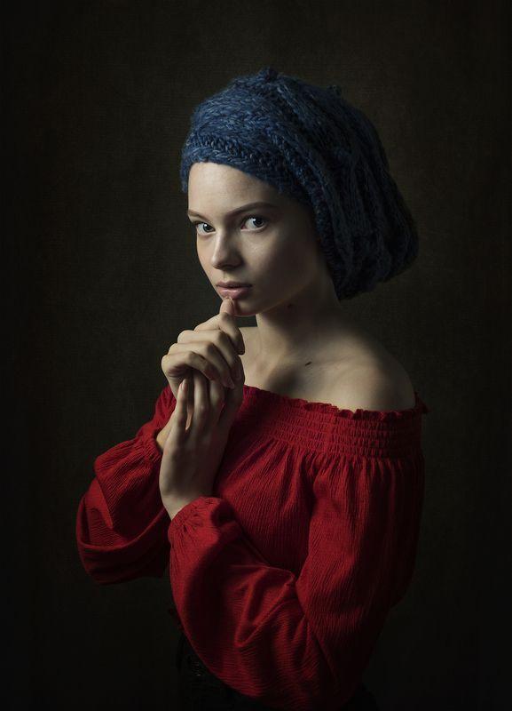 Композиция портретная фотография
