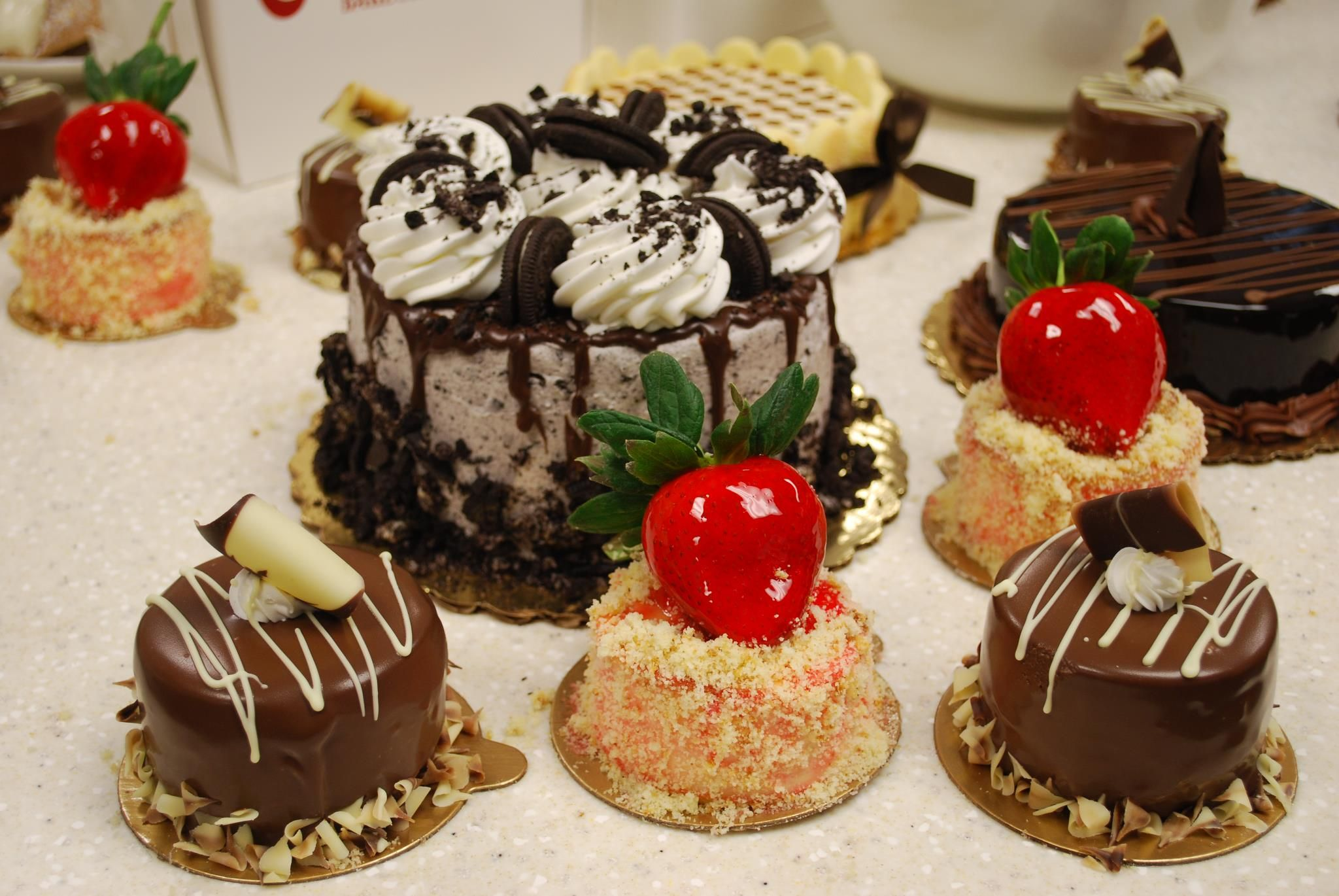 carlo s bakery on breakaway is guaranteed to satisfy your sweet tooth with all kinds