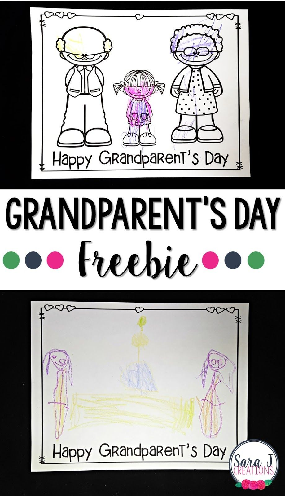 Grandparent's Day Freebie