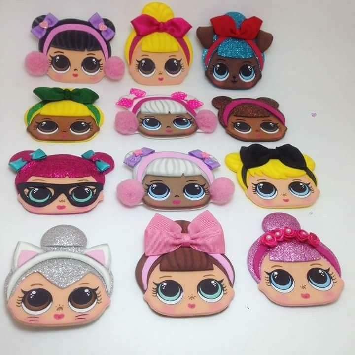 280 Lol Surprise Ideas Lol Lol Dolls Felt Dolls