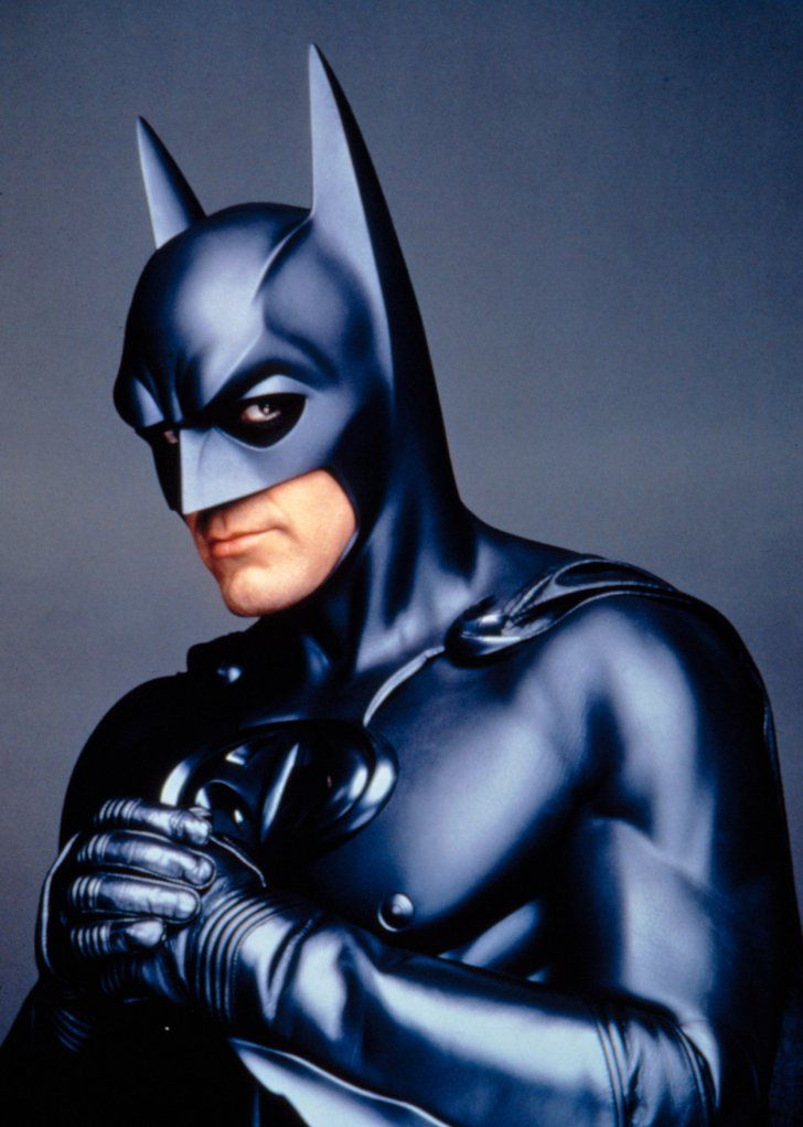 Pin for Later: 10 Actors Who Have Slipped Into the Batsuit George Clooney
