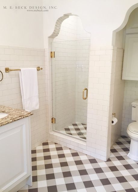 Attic Bathroom Shower Curtain