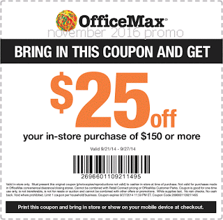 Office Max Coupons Free Printable Coupons Coupons Printable Coupons