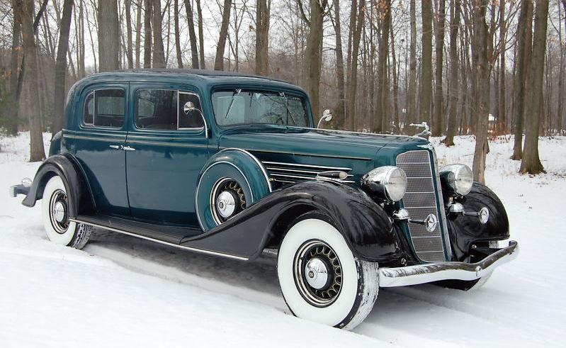 carnutzphoto: TRUE AMERICAN CLASSICS: 1934 Buick… | The Classic Car Feed – Cla…